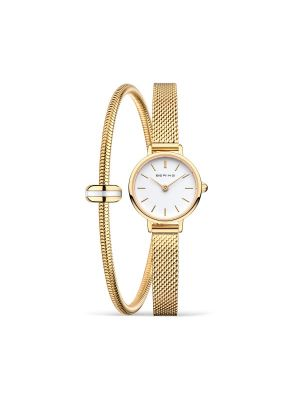 Bering Gift Set - Watch and Bracelet Lovely Set