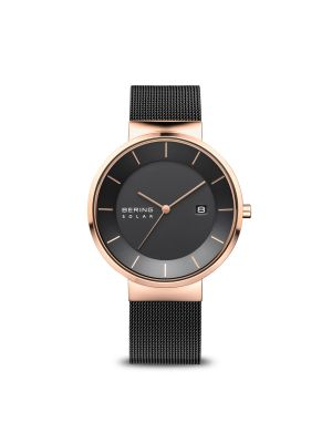 Polished rose Bering Watch