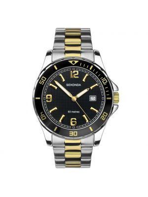 Sekonda Men's Two-Tone Bracelet Sports Watch - 1581
