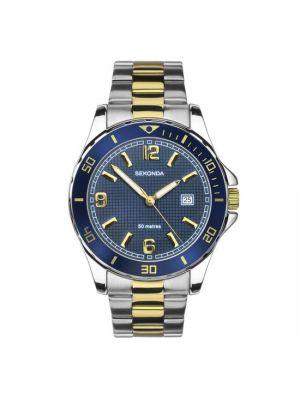 Sekonda Men's Two-Tone Bracelet Sports Watch