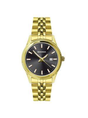 Sekonda Men's Gold Plated Watch