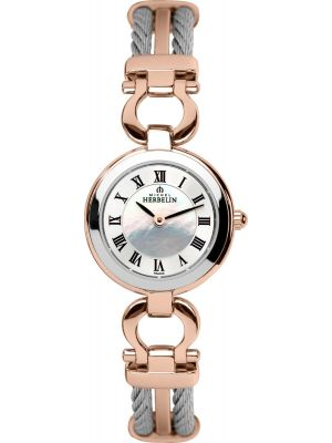 Ladies Michel Herbelin Cable Watch