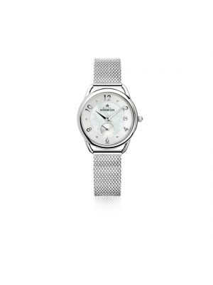 Ladies Michel Herbelin Mesh Bracelet Watch