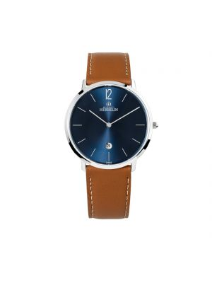 Gents Michel Herbelin Acier Inox Strap Watch