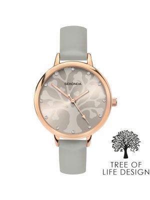 Ladies Sekonda Tree of Life Grey Watch