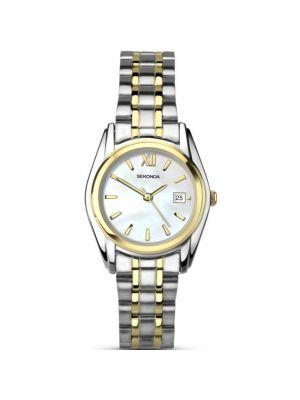Ladies Sekonda Two-Tone Watch