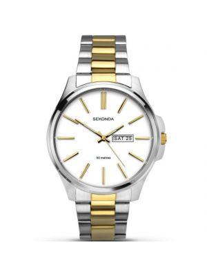 Gents Sekonda Two-Tone Watch