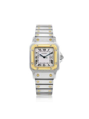 Cartier Santos De Cartier watch