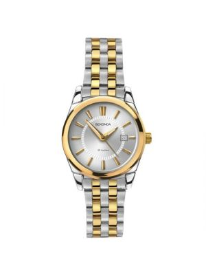 Ladies Sekonda Two-Tone Classic Watch