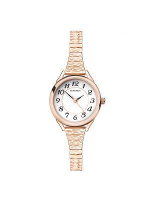 Sekonda Women's Classic Rose Gold Plated Expander Watch