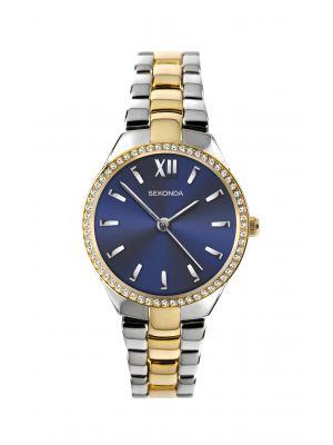 Sekonda Women's Two-Tone Bracelet Watch