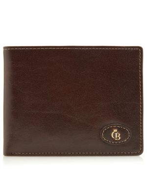 Mocca RFID nine card billfold zip wallet