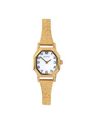 Sekonda Women's White Dial Expander Watch