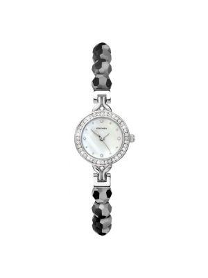 Sekonda Women's Silver Beaded Watch