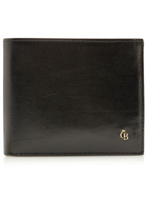 Black RFID nine card wallet