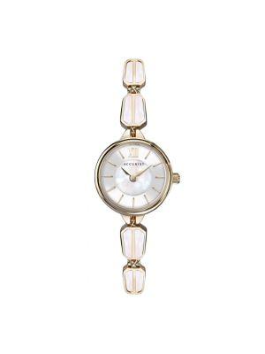 Women's Pearl Gold Bracelet Watch