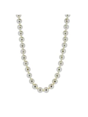 6.5-7mm Freshwater & cultured pearl necklet