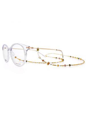 Amber & Gold Eyewear Frame Chain
