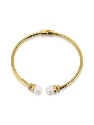 18ct yellow gold microplated on Sterling silver bracelet