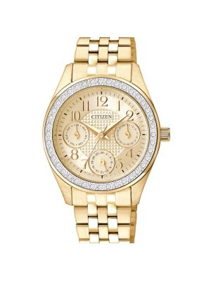 Citizen Silhouette Crystal Sports Watch