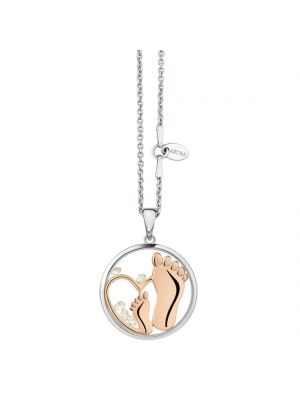 Astra sterling silver Gift of Life pendant and chain