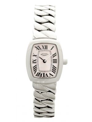 Ladies Rotary stainless steel dress watch