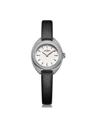 Ladies Rotary Petite Stone set Watch