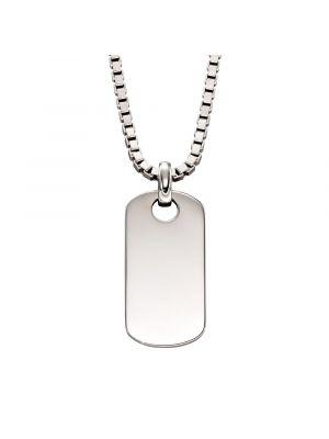 sterling silver boys tag