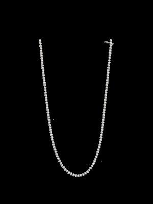 80cm 925 Silver Chain