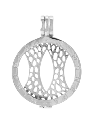 925 Silver Medium Pendant
