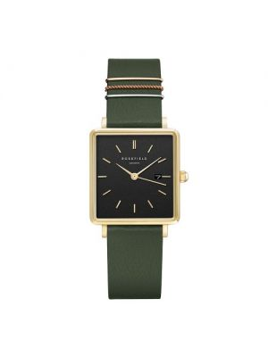 The Boxy Black Forest Green Gold 33mm