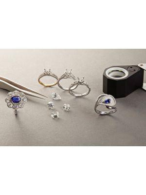 Bespoke Diamond Ring