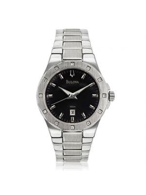 Ladies Bulova diamond bracelet watch