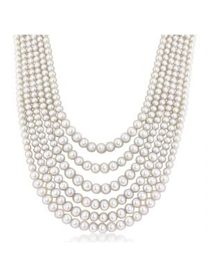 Sterling Silver & Freshwater Pearl Necklace