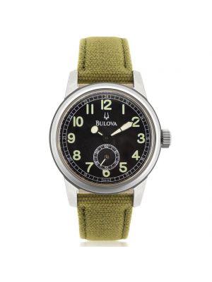 Gents Bulova Strap Watch