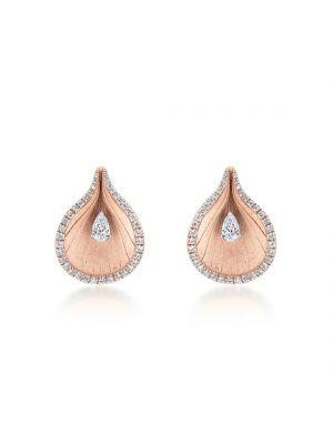 18ct Pink Champagne Gold Annamaria Cammilli Earrings