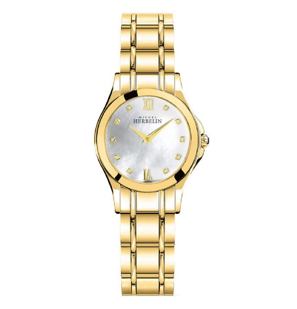 Michel Herbelin Luna Ladies Watch