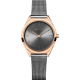 Bering Unisez Grey milanese watch