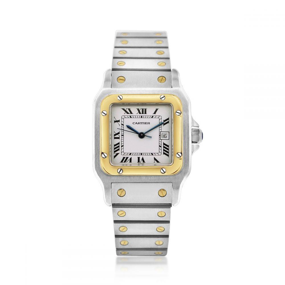 861fd989cf150 Cartier Santos Ladies watch