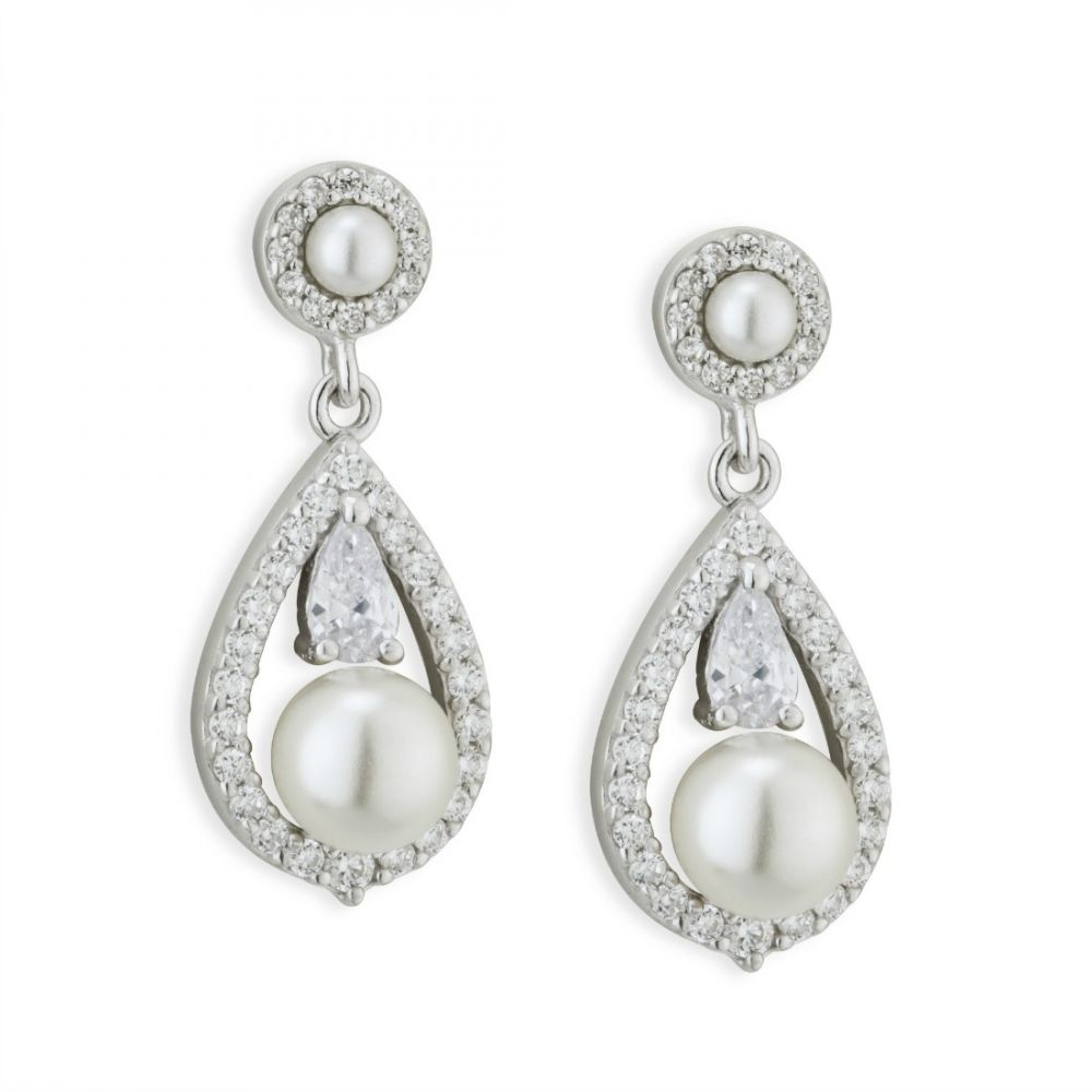 com oval sterling lgsy fashion earring jewelry item from style latest mounting on pearls for in alibaba aliexpress accessories shape earrings silver