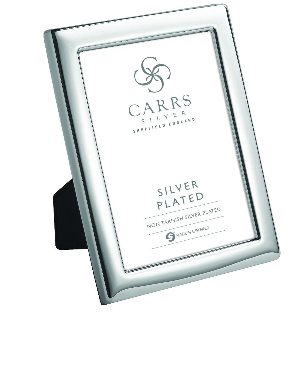 Carrs silver plated 10x8 photo frame   Ryan Thomas Jewellers