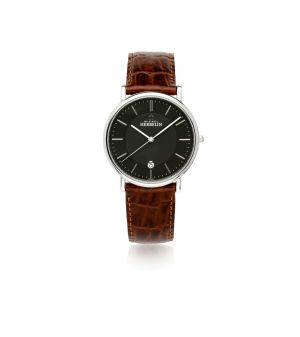 Gents Michel Herbelin Stainless Steel Sonates Strap Watch
