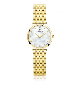 Ladies Michel Herbelin Epsilon bracelet watch
