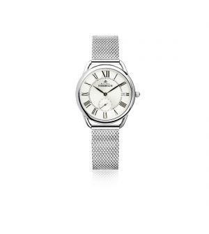 Ladies Michel Herbelin Stainless Steel Bracelet Watch