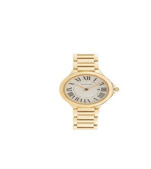 d'Alton Ladies Yellow Gold Plated Bracelet Watch
