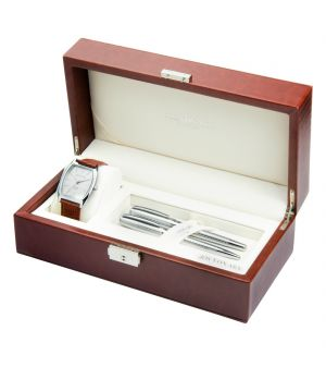Gents watch and pen Luxury Gift Set