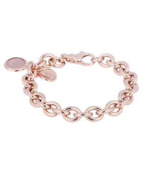 Bronzallure Charisma Gemstone Charms Bracelet