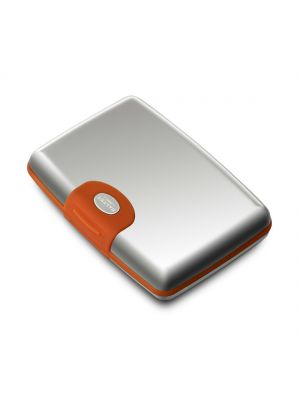 Orange Credit card case