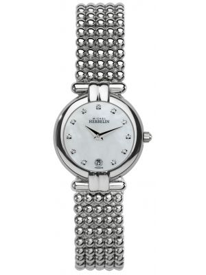 Ladies Michel Herbelin Perle Bracelet watch