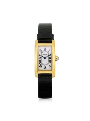 Cartier Tank Americaine Ladies watch